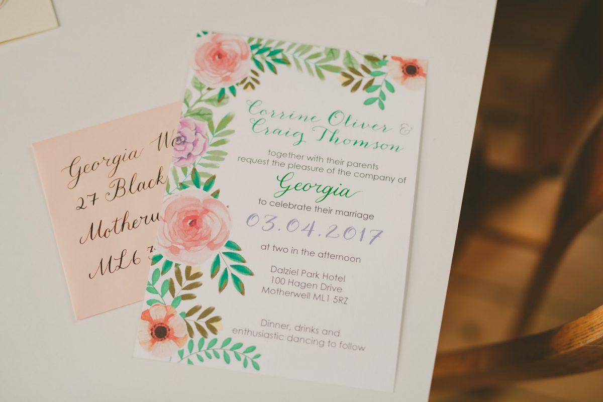 Weddings - Creative Calligraphy