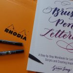 REVIEW: Brush Pen Lettering by Grace Song
