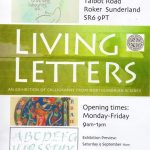 Northumbrian Scribes: Living Letters
