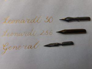 aladine calligraphy nibs